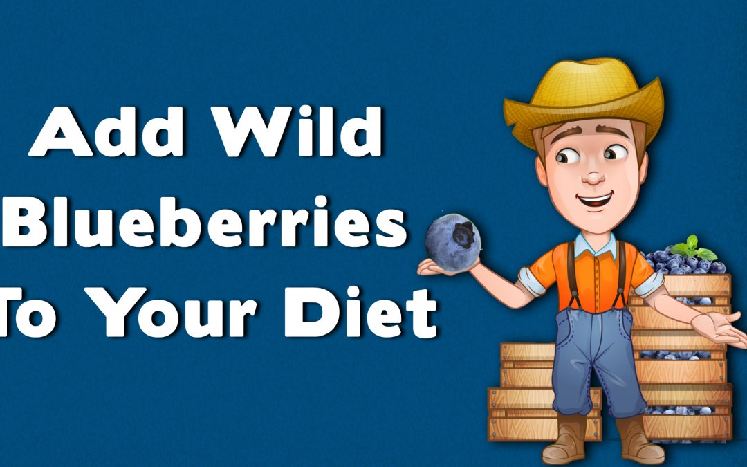 Add Blueberries To Your Diet