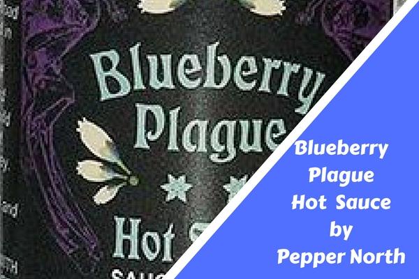 Blueberry Plague Hot Sauce