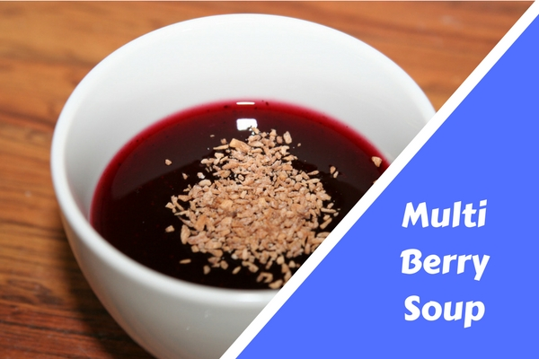 Multi Berry Soup