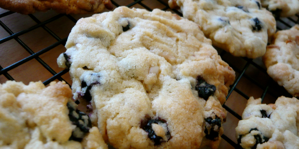 Morell Wild Blueberry Cookies