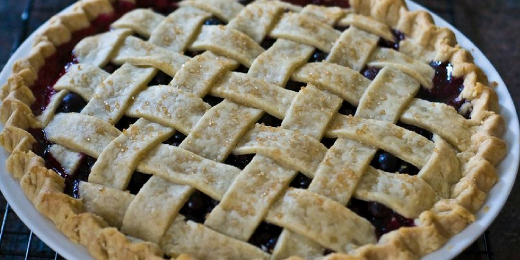 Blueberry Pie Wins Berry Battle