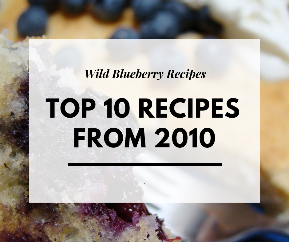 Top Ten Recipes Of 2018