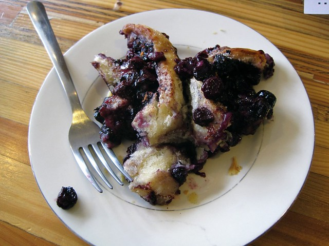 Wild Blueberry Tundra Cobbler