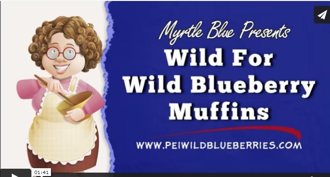 Wild For Wild Blueberry Muffins
